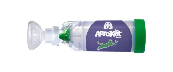 AeroKat komora inhalacyjna dla kotów