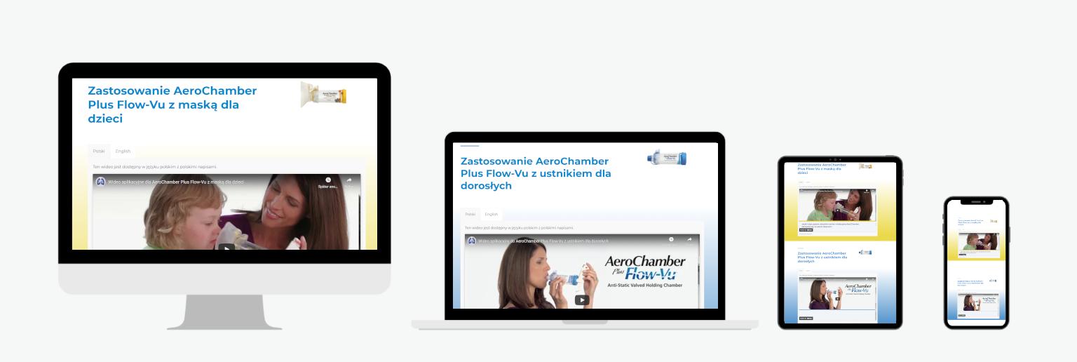AeroChamber PLUS Flow-Vu Video
