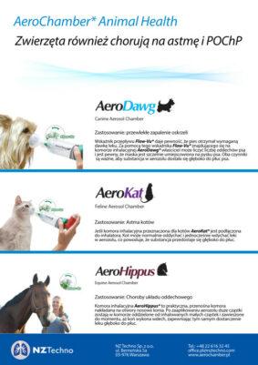 Aerochamber Animal Health A4